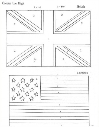 Kid S Page The War Of 1812 Chatham Kent War Of 1812 Coloring Pages
